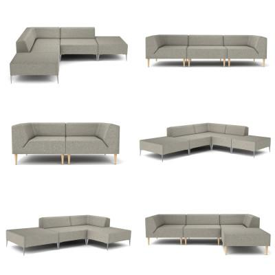Modular Sofa Create Your Own By Oot Studio Blog