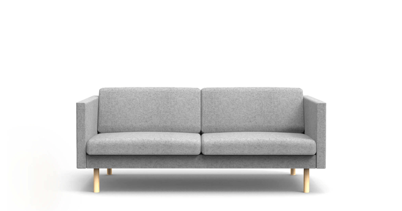 Small sofa leaf oot oot studio - Small couch for studio ...