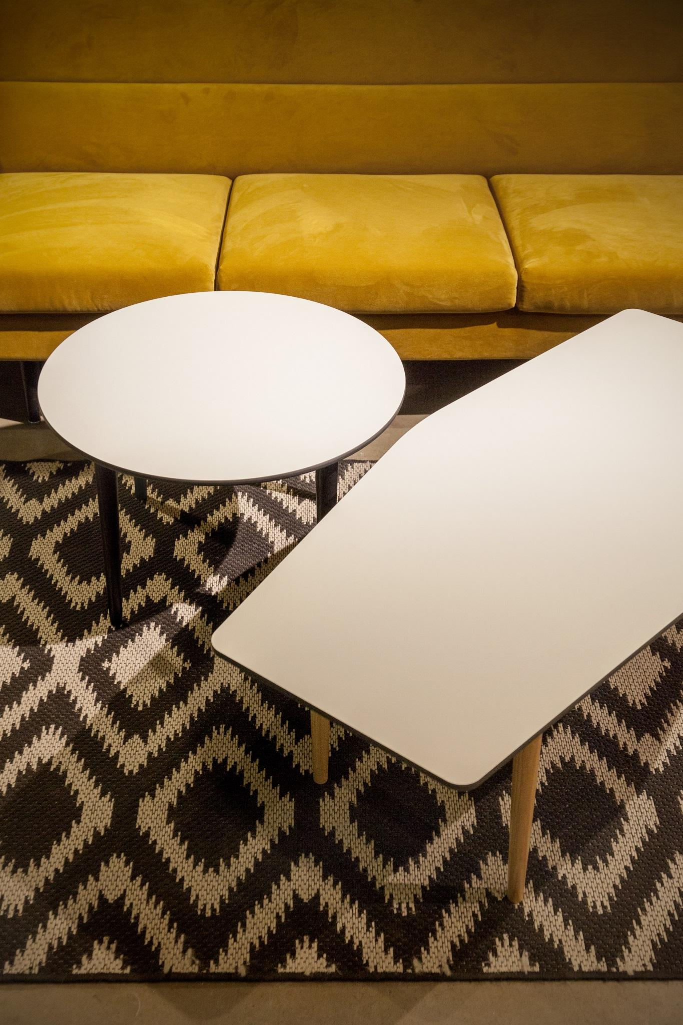 Two New Coffee Tables In Range
