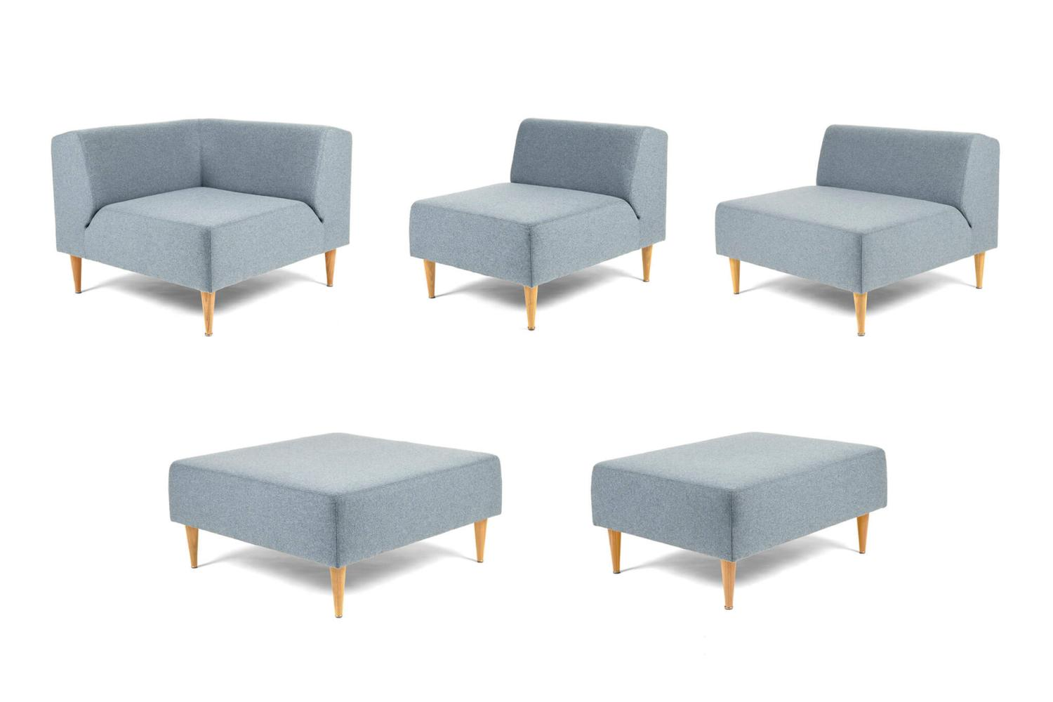 Strange Modular Sofa 1 Sofa 100 Options Oot Oot Studio Ocoug Best Dining Table And Chair Ideas Images Ocougorg